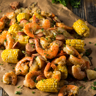 July 4th Shrimp Boil Family Meal (Serves 6-8)- Deliveries July 1