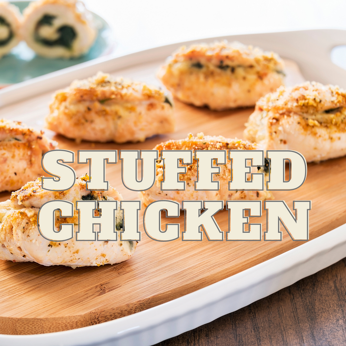 Orange Marmalade Stuffed Chicken- Deliveries March 10th