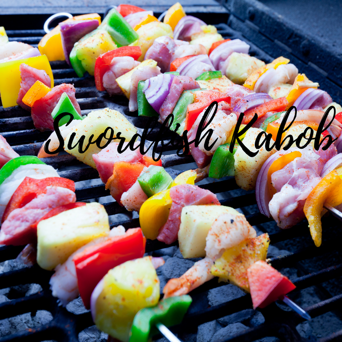 Swordfish Kabobs Family Meal- Deliveries August 26th