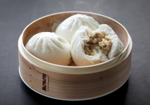 Chicken Steamed Buns