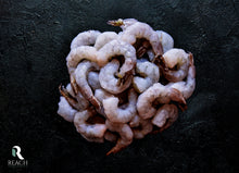Load image into Gallery viewer, Jumbo Peeled King Prawns - Tail On