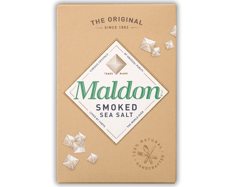 Maldon - Smoked Sea Salt Flakes