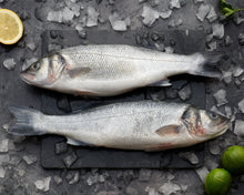 Load image into Gallery viewer, Whole Seabass (Farmed)