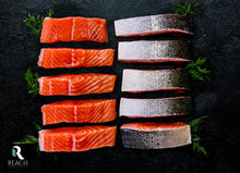Load image into Gallery viewer, Salmon Box