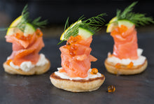 Load image into Gallery viewer, Smoked Salmon - Slices