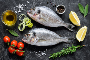 Whole Sea Bream (Farmed)
