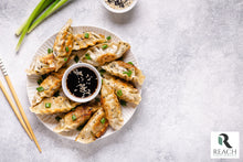 Load image into Gallery viewer, Vegetable Gyoza