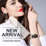 Fashionable Smart Watch with Stunning Bracelet