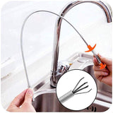#1 Spring Pipe Cleaning Tool