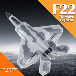 F-22 Remote Control Aircraft - 2020 Edition