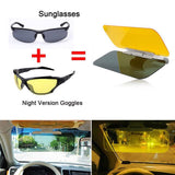 Anti-glare Car Visor