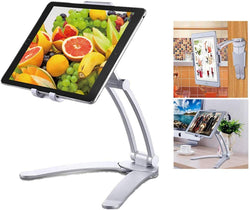 Desktop & Wall Tablet and Phone 2-in-1 Stand