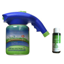 Seeding Lawn Liquid Spray System