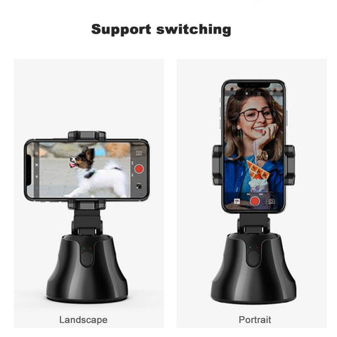 Auto Tracking Mobile Phone Holder