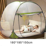 Pop Up Anti-Mosquito Mesh Tent