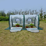 #1 Mini Greenhouse Garden Shed