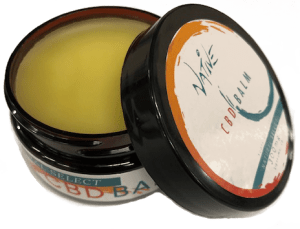 Natural Select 300 mg CBD Balm