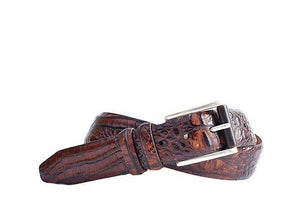 Hadley Alligator Grain Belt