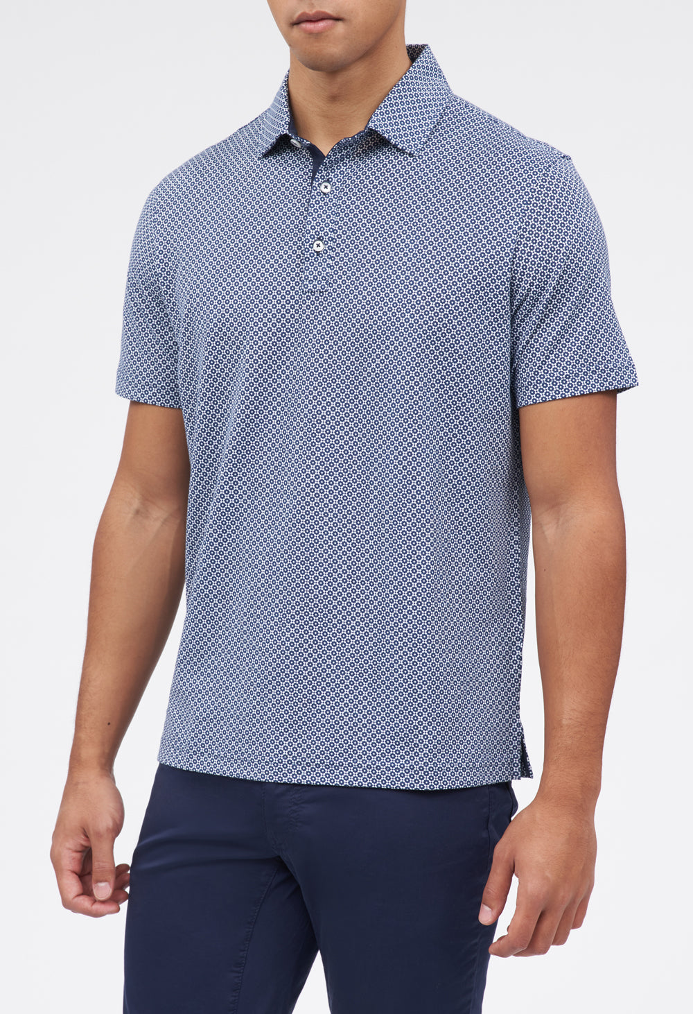 Pico 3-Button Jersey Polo