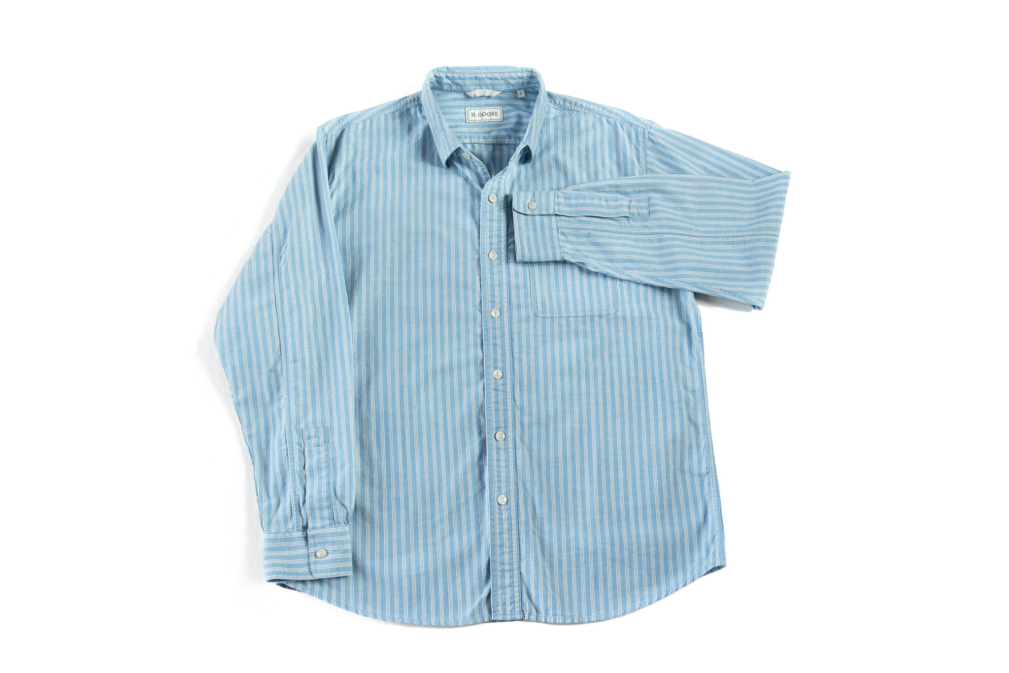 Chambray Quinn Work Shirt