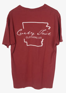 State Outline Shirt