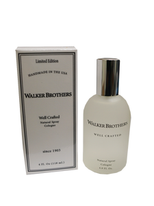 Walker Brothers Limited Edition Cologne