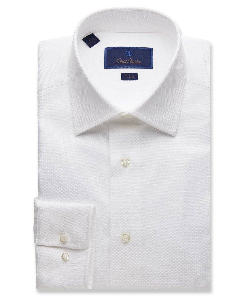 White Royal Oxford Shirt