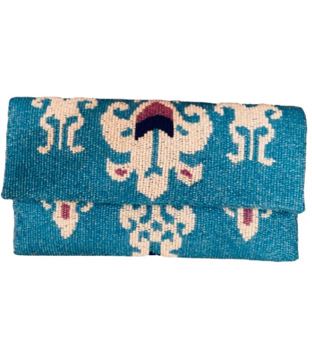 Multi Ikat Clutch