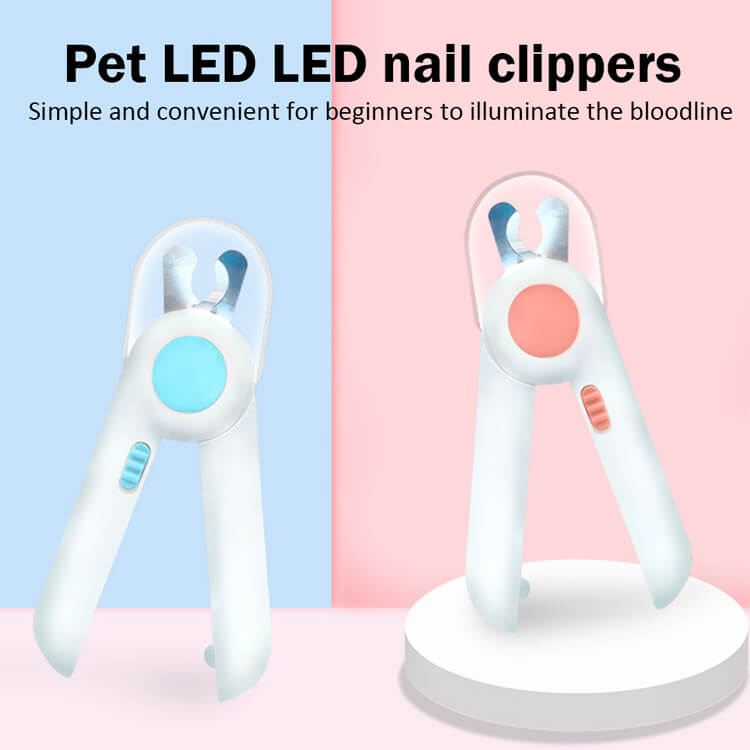 Portable Professional Cat Nail Clippers Pet Cat Nail Scissor Nail Cutter
