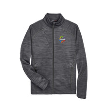 Load image into Gallery viewer, VitaLife Flux Mélange Fleece Mens Jacket