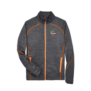 VitaLife Flux Mélange Fleece Mens Jacket