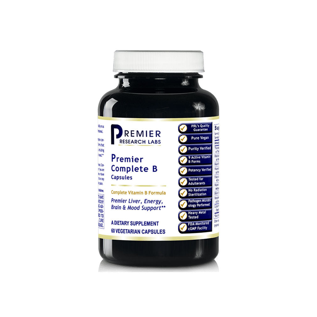 Premier Research Labs - Complete B Capsules