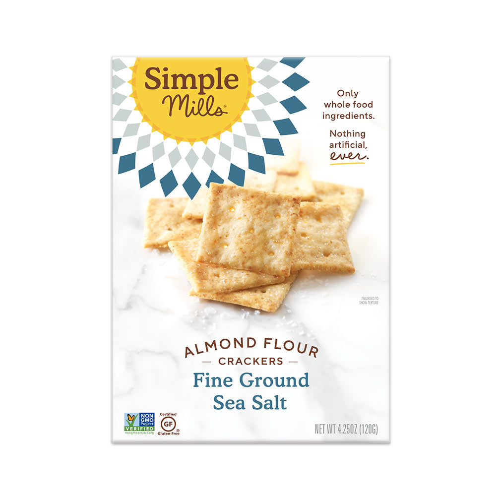 Simple Mills Fine Ground Sea Salt Crackers
