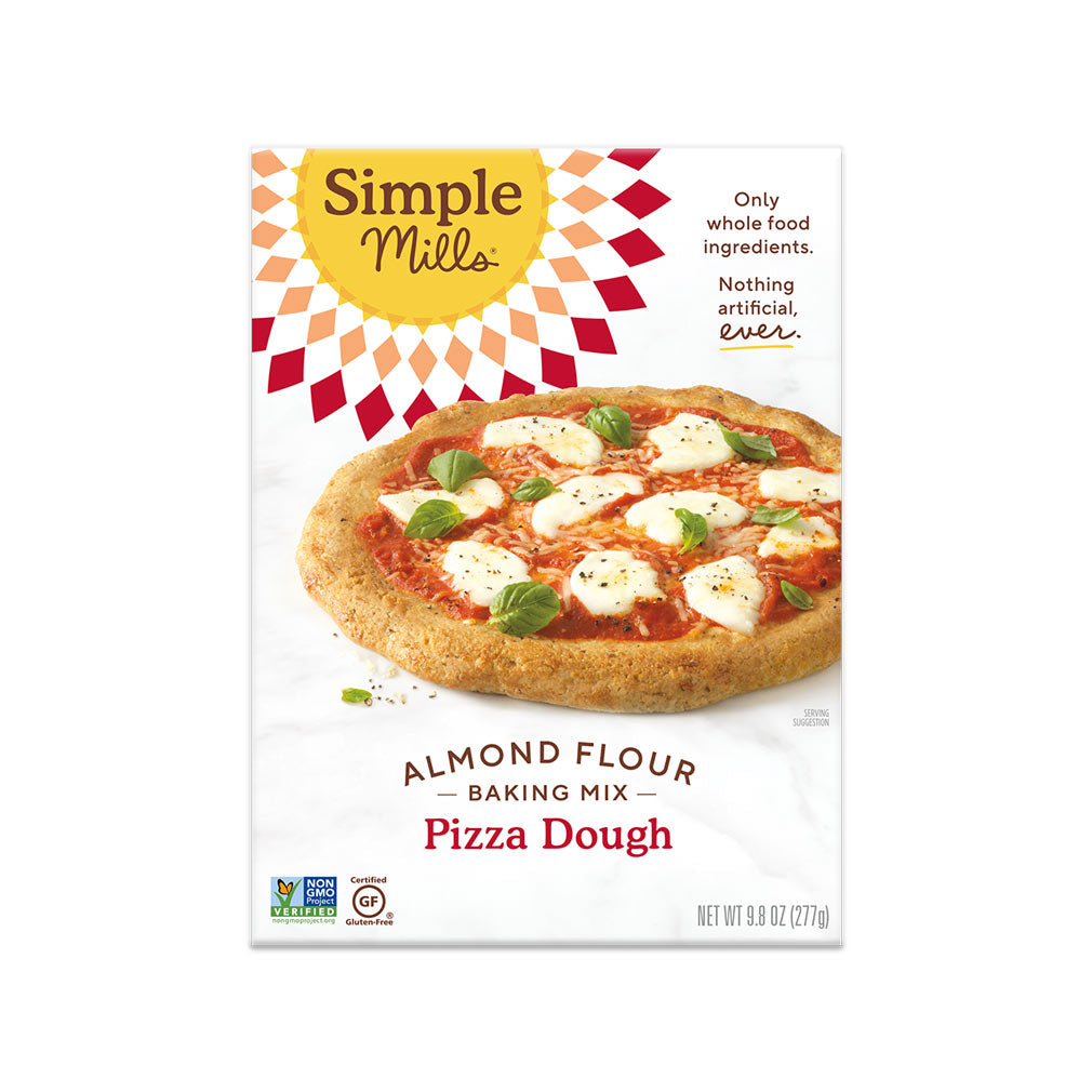 Simple Mills Pizza Dough Mix (Gluten Free)