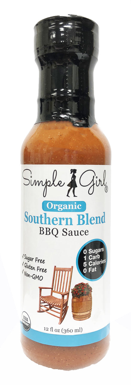 Simple Girl Southern Blend BBQ Sauce