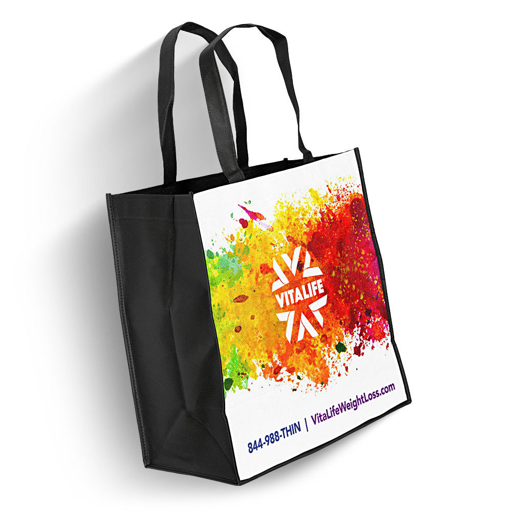 VitaLife Reusable Shopping Bag