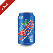 Load image into Gallery viewer, Zevia Cola 6 Pack