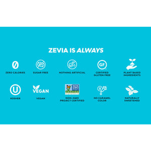 Zevia Energy Grapefruit