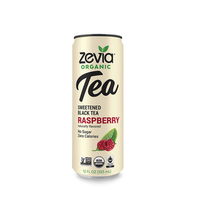 Zevia Organic Tea Raspberry