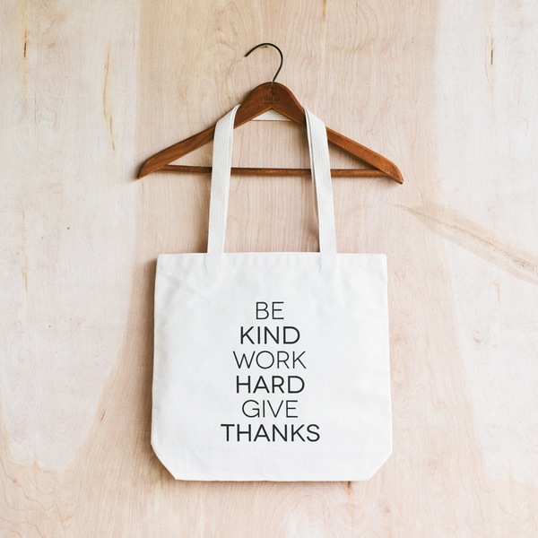 BE KIND TOTE (DISCONTINUED)