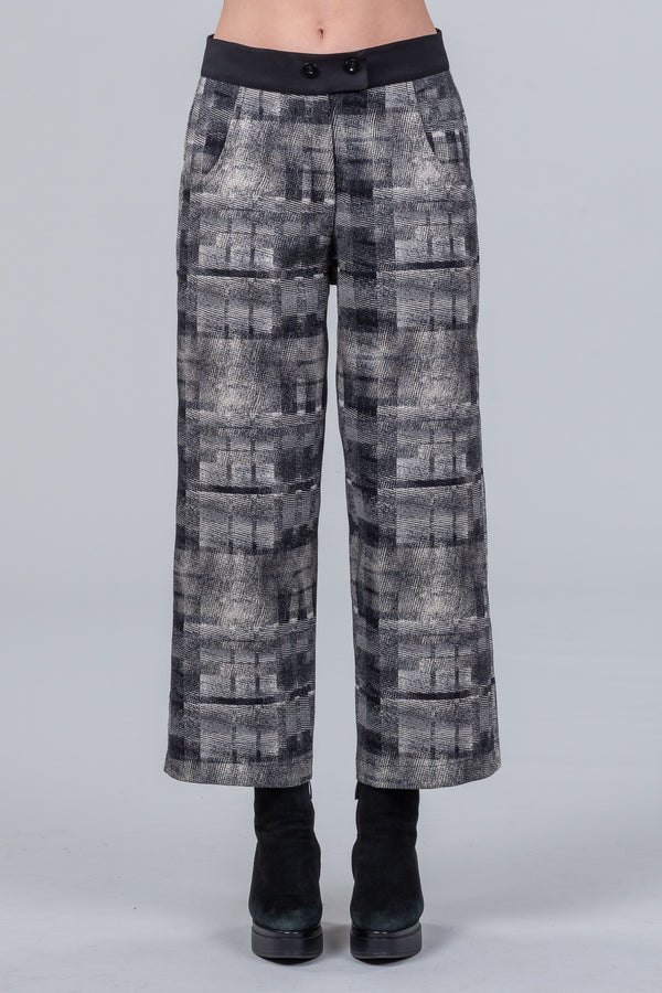 Cross Roads - Trousers - Grid