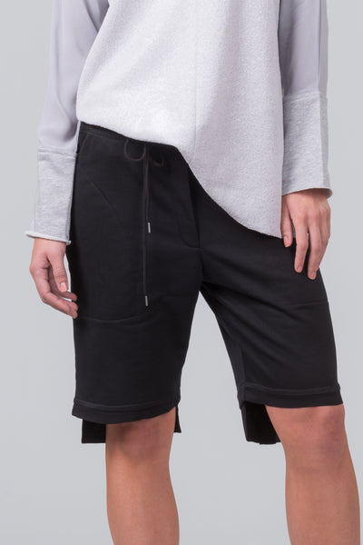 Short Steps Shorts - Black