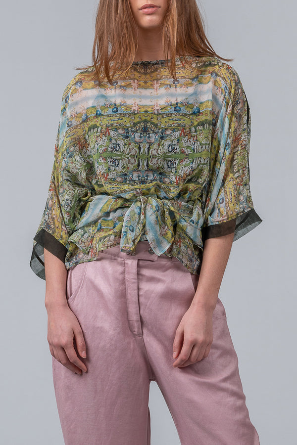 Pre Order - The Garden top