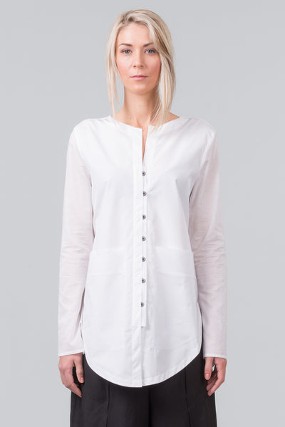 Collaboration Shirt - white