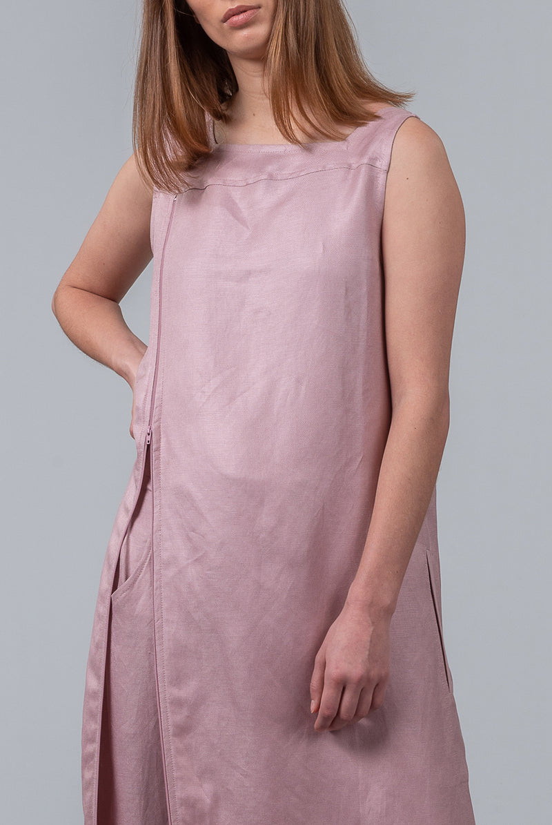 Hello Sunshine dress - blush