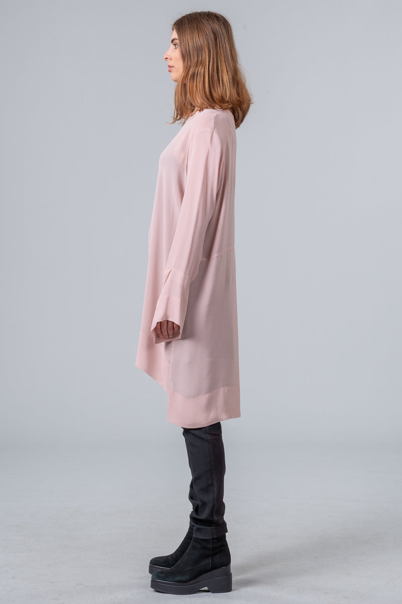 Remember Spring Overdress - blush