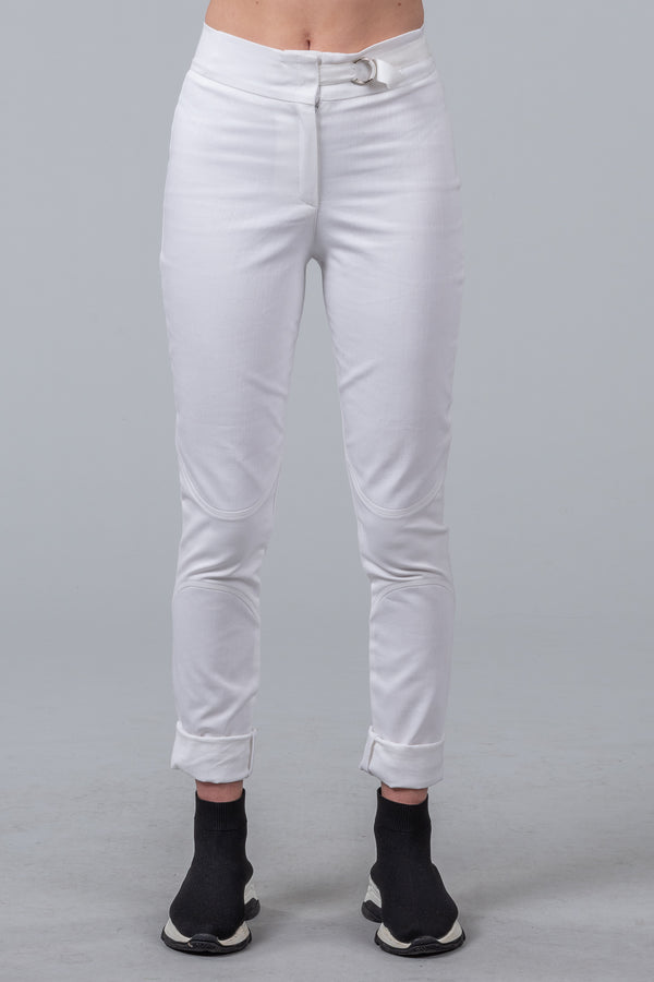 Moody Blues Pants - white