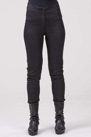 Metal Skins skinny pants - black metal