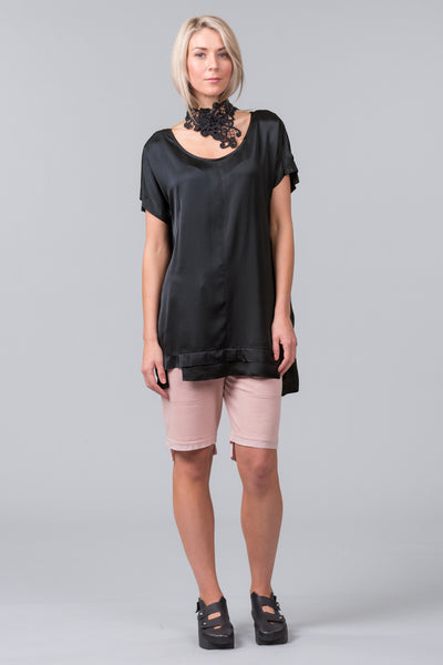 Goldsmith Top - black