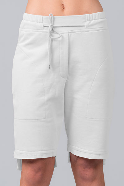 Short Steps Shorts - White